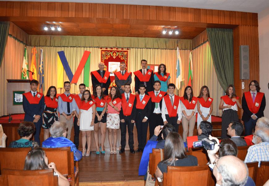 El CM San Pablo de Huelva celebra su acto de Clausura de curso