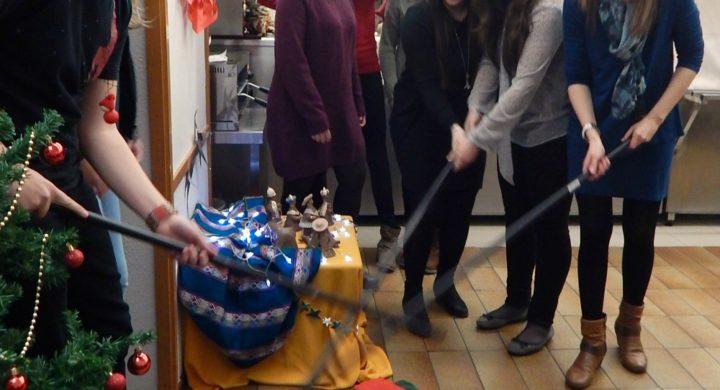 Año nuevo en el CMU Lestonnac