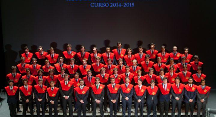 Sesenta nuevos becarios del C.M.U. Belagua