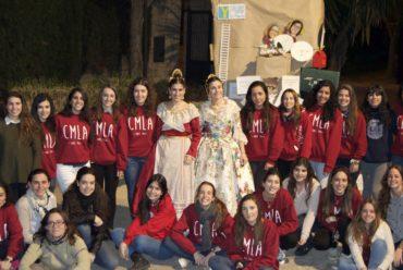 El CMU La Asunción celebra sus tradicionales Fallas.