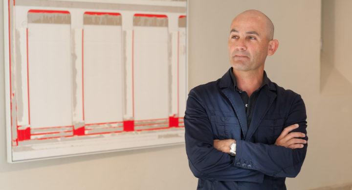 """Pedro Zamora en Puerta Gótica del CM Belagua con """"Yo no pinto nada"""""""