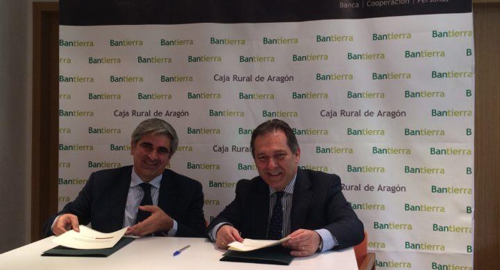 Acuerdo de colaboración entre Bantierra y el Consejo de Colegios Mayores Universitarios