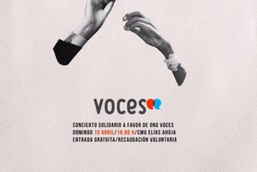 La Joven Orquesta de Estudiantes y Colegios Mayores actúa el 10 de abril en beneficio de la ONG VOCES.