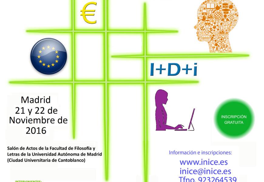 III Jornadas Europeas: Divulgación, Mujer e Investigación