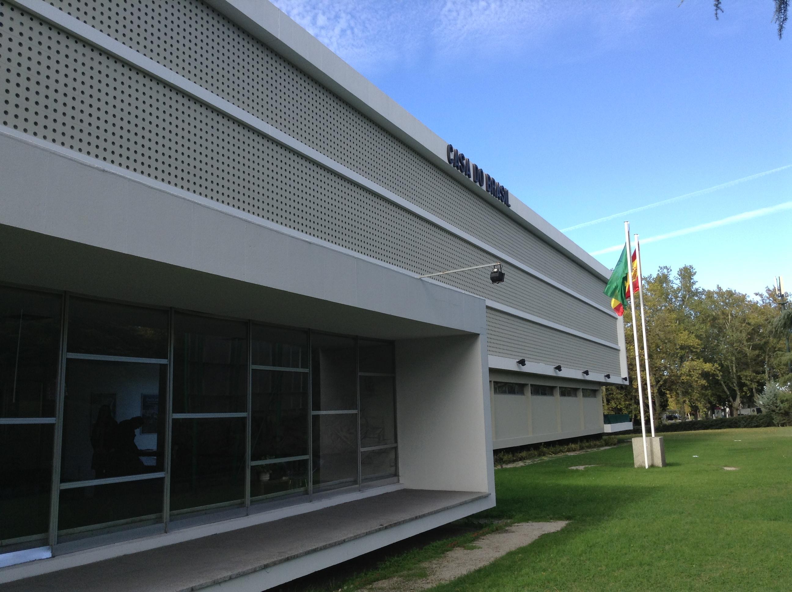 Colegio mayor casa do brasil es un centro adscrito a la for Centro asociado de madrid
