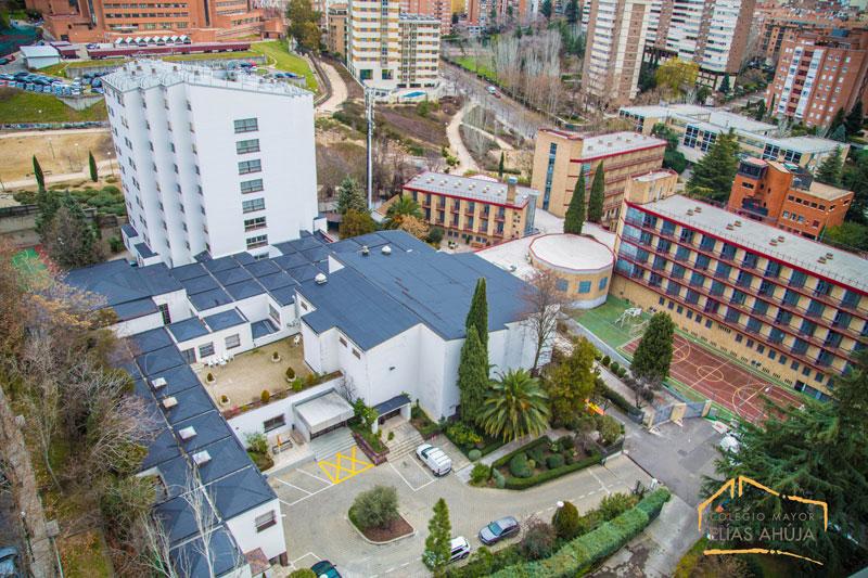 El colegio mayor el as ah ja es un centro adscrito a la for Centro asociado de madrid