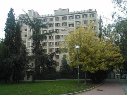 El colegio mayor zurbar n es un centro adscrito a la for Centro asociado de madrid