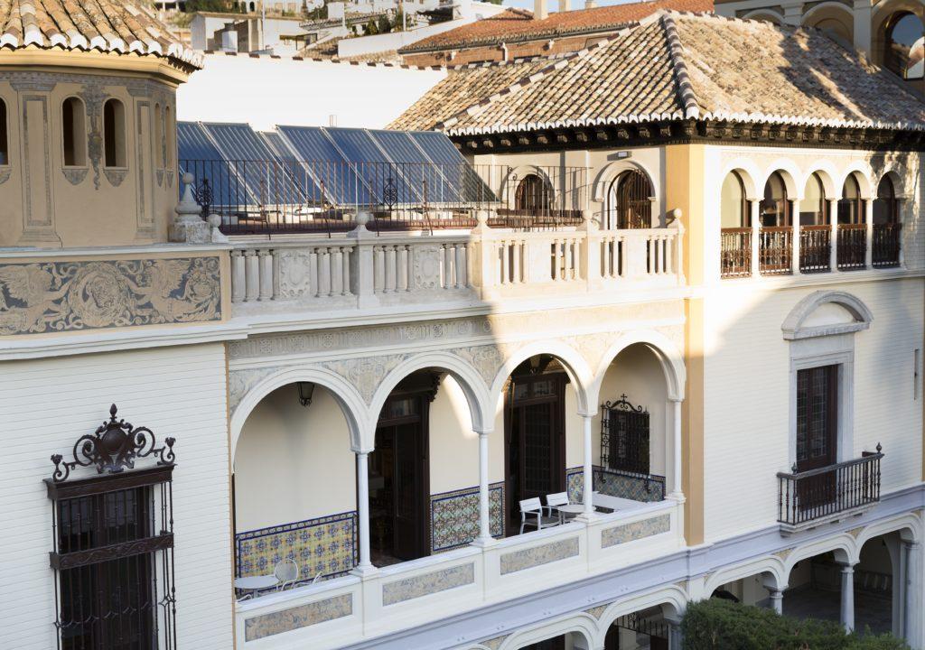 Residencia de Estudiantes en Granada San Ildefonso