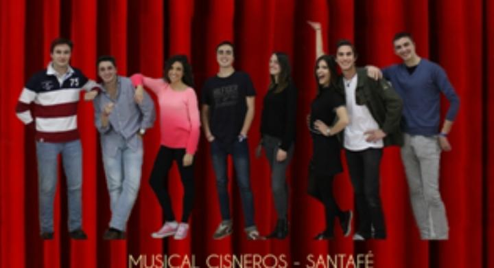 """Presentación del """"High School Musical"""" del CMU Santa Fe de Granada."""