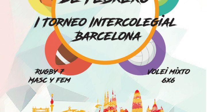 Torneo Deportivo Intercolegial en Barcelona