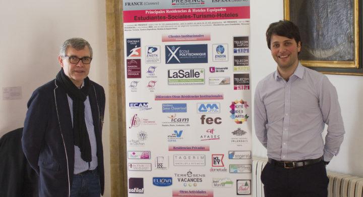 AD PRESENCE participa en las XL Jornadas de Colegios Mayores.