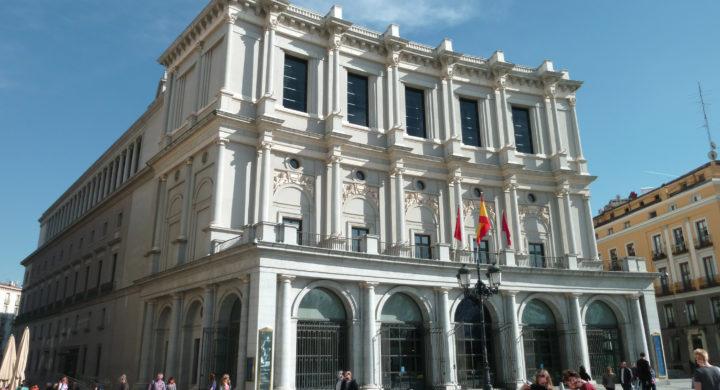 Convenio de Colaboración con el Teatro Real de Madrid.