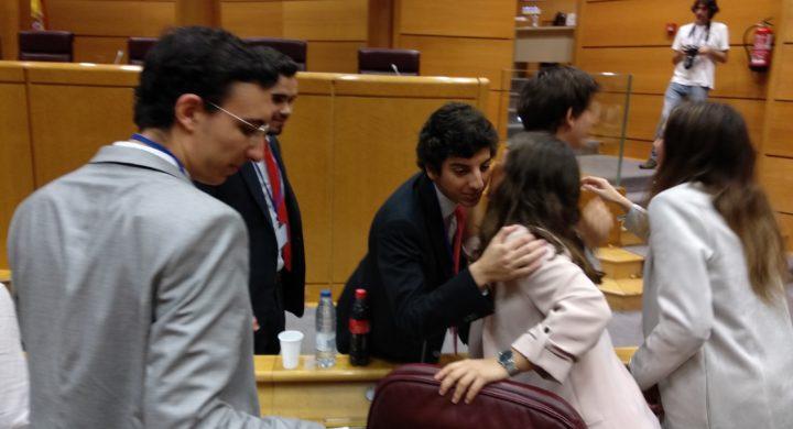 El CMU Alcalá vence el III Torneo Nacional de Debate de Colegios Mayores y VIII Torneo de Madrid.