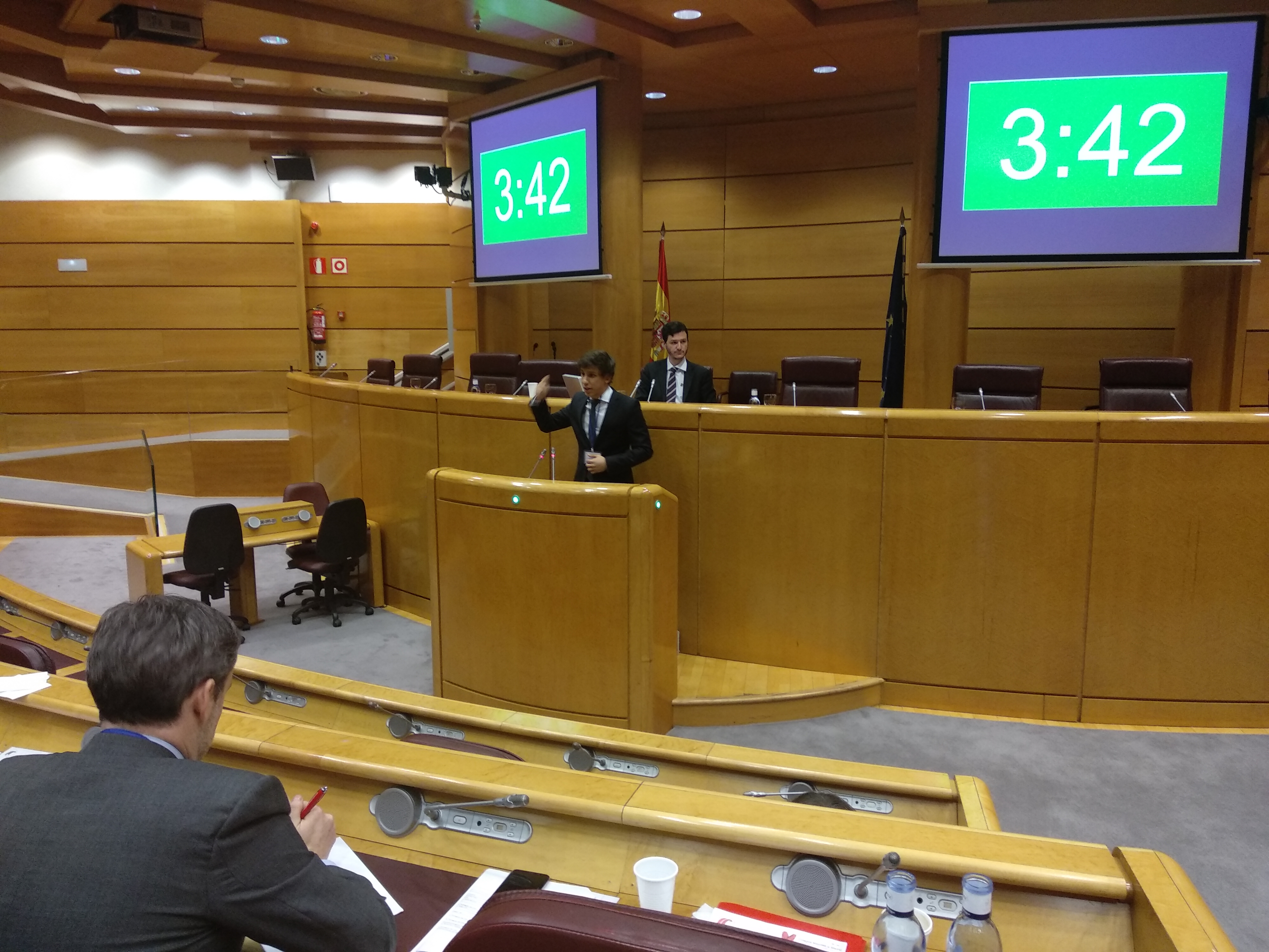 IX Torneo de Debate de Colegios Mayores Universitarios