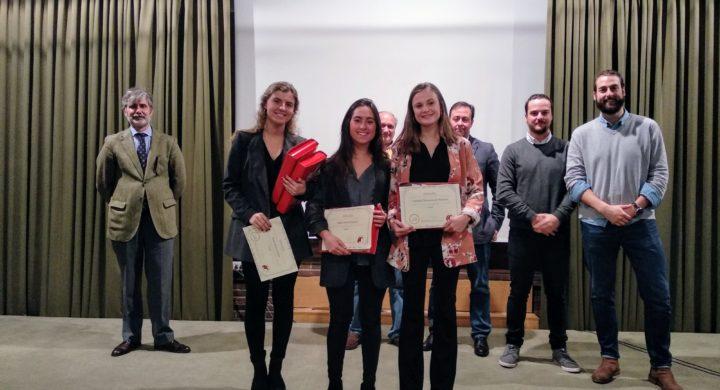El CMU Poveda gana la final del III Concurso de Emprendimiento.
