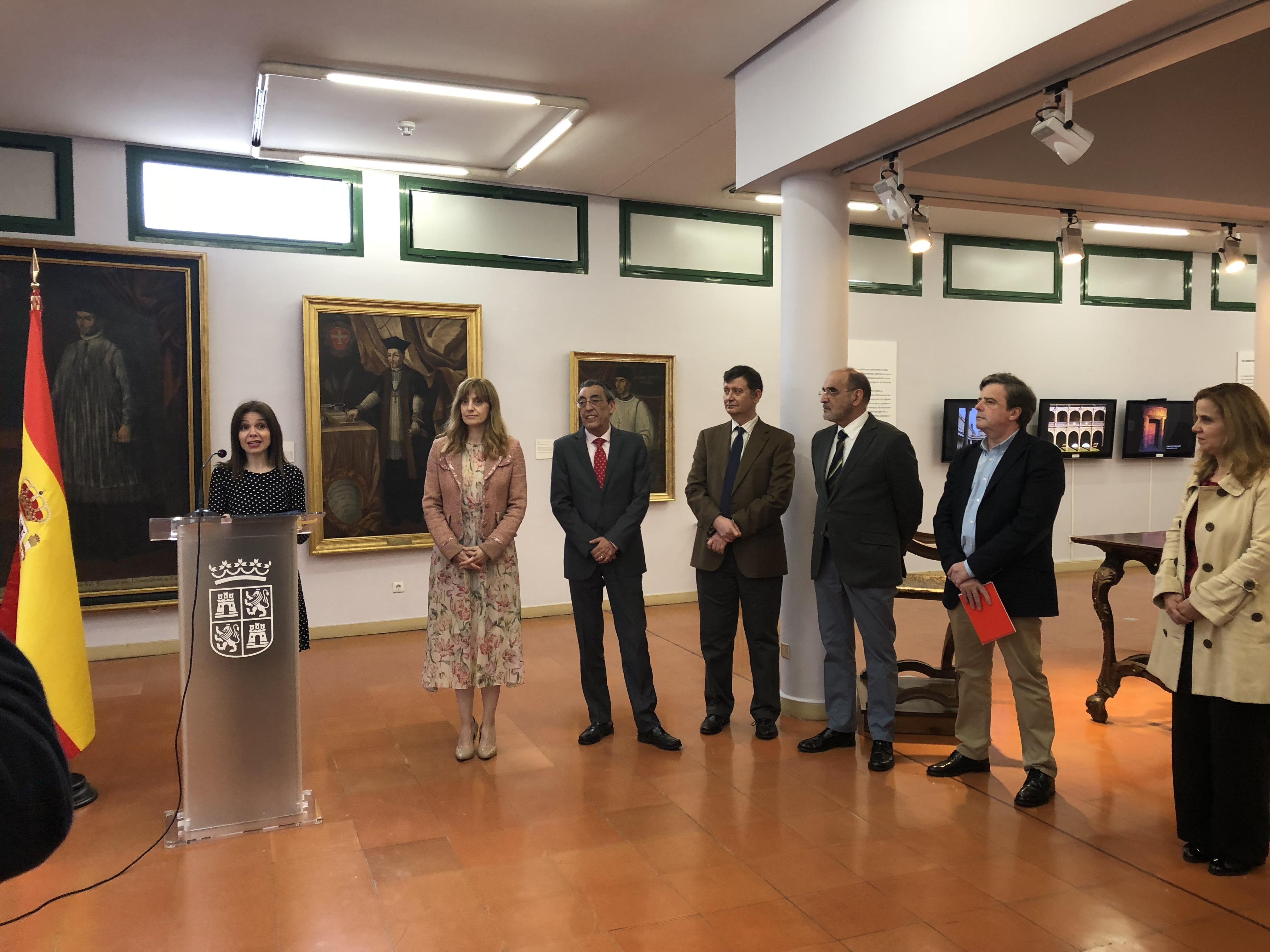 El museo municipal de Salamanca inaugura la muestra 'Colegios Mayores en Salamanca: Huellas y Sombras'