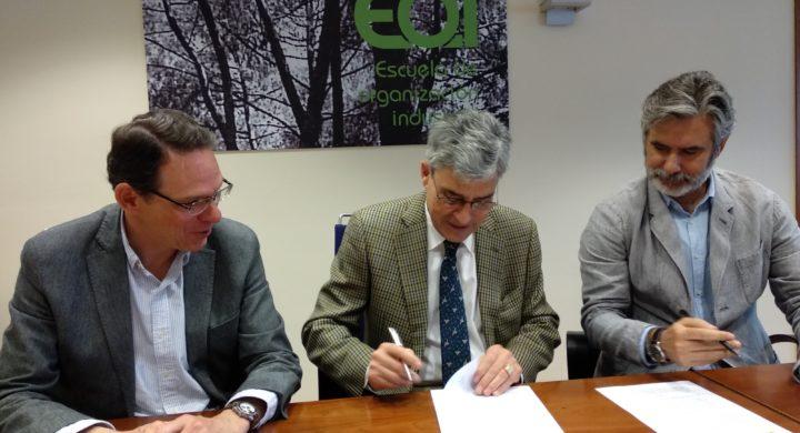 El Consejo de Colegios Mayores y la EOI impartirán un programa formativo sobre competencias profesionales dirigido a sus colegiales
