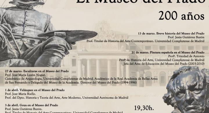 Conmemoración del bicentenario del Museo del Prado en el CMU Loyola.
