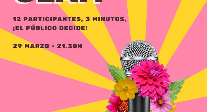 """El CMU Sta. María de Europa organiza una velada de """"Poetry Slam"""""""
