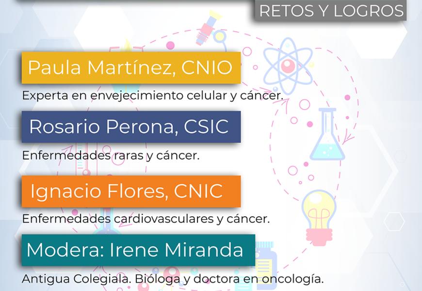 El CMU Roncalli organiza una mesa redonda sobre enfermadades oncológicas y raras.