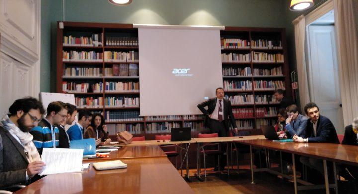 Una delegación del Consejo participa en un encuentro formativo en Nápoles organizado por los CCMM italianos.