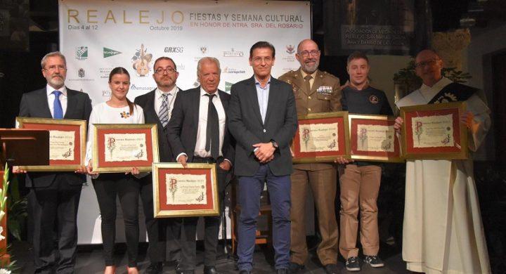 El CMU Santa Cruz la Real de Granada galardonado con el Premio Realejo 2019