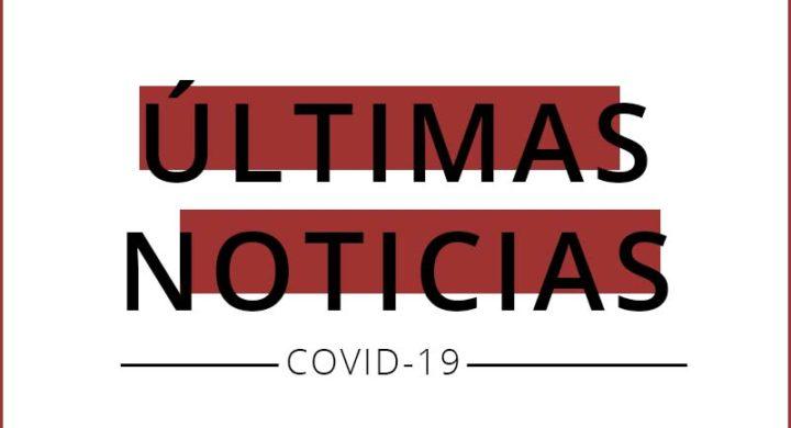 Comunicaciones sobre la incidencia de la crisis del Covid-19 en los colegios mayores universitarios.