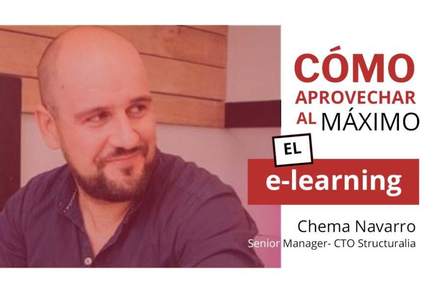 Tendencias: cómo aprovechar al máximo el e-learning. Entrevista con Chema Navarro