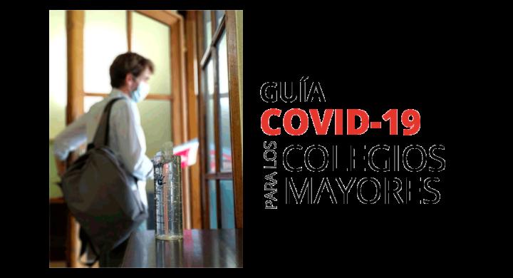 Los colegios mayores elaboran una Guía covid-19 para el curso 2020-2021