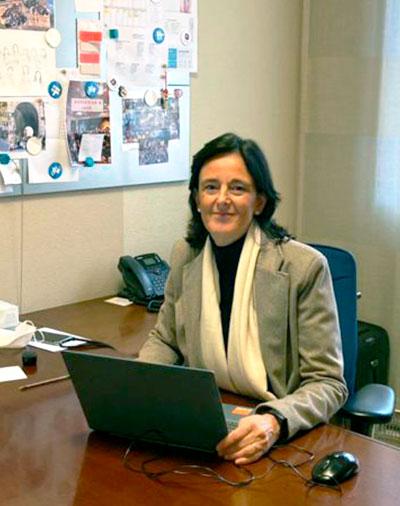 Asunción Calero, secretaria del Consejo de Colegios Mayores Univerisitarios