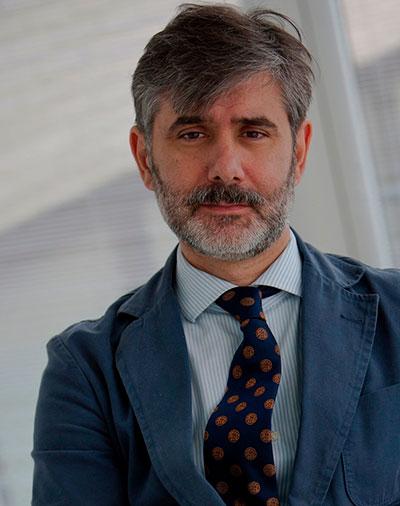 Nicanor Gomez, vicepresidente del Consejo de Colegios Mayores Universitarios